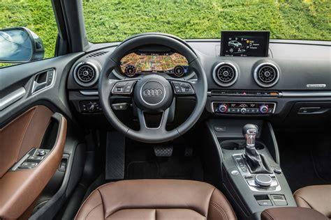 2017 audi a3 2 0t fwd review 7 things to motor trend - Audi A3 Sedan Interior