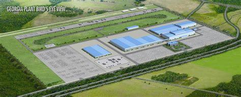 Kia Plant Gov Governor Perdue Chairman Chung Ground