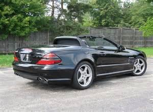 2003 mercedes sl55 amg