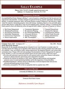 real estate underwriter resume