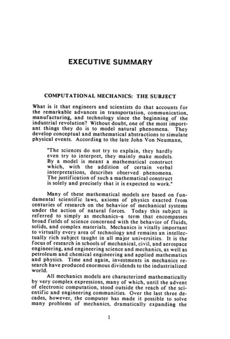 executive summary research directions in computational