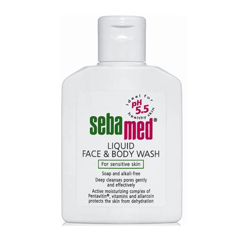Sebamed Liquid Wash 1 dr renita rajan md dnb best washes for this season