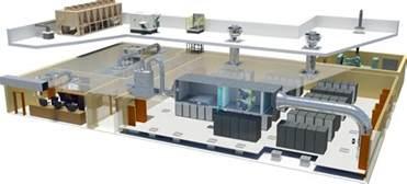 Interior Design Applications data center solution johnson controls