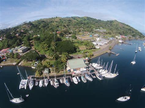 Copra Shed Marina by Savusavu Fiji S Paradise Passing Thru