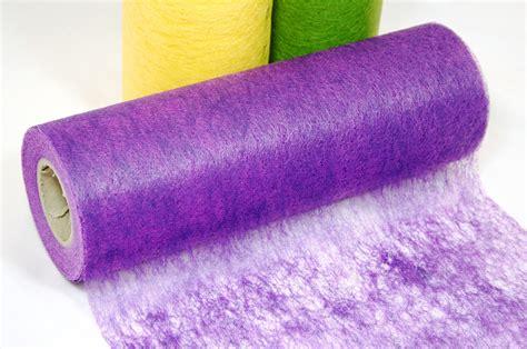 tischdeko vlies tischl 228 ufer aus deko vlies dekovlies discount
