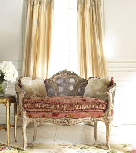 Feminine Chair by Trend Alert Feminine Nailhead Furniture Popsugar Home