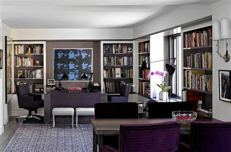 apartments contemporary office decorating ideas with modern apartment nyc contemporary home office new