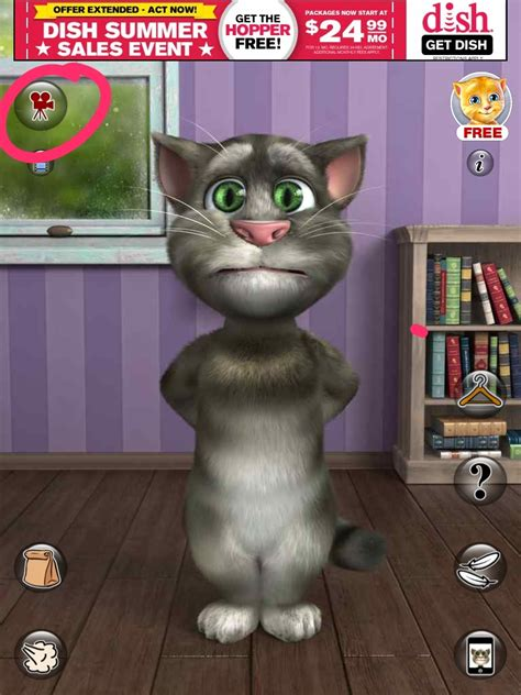 talking tom the early intervention playground creating with