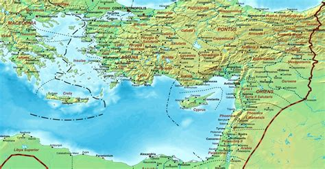 middle east map rome seven herods in the new testament