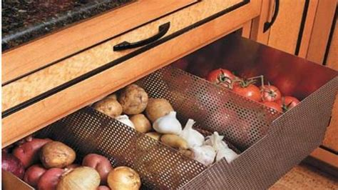 Kitchen Hacks Lifehacker by Replace A Kitchen Cabinet Drawer With A Produce Storage Drawer