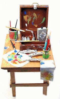 studio c dollhouse dollhouse miniatures deb jackson artists box