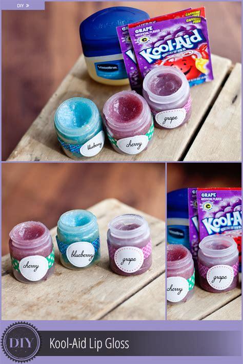 Lipgloss Vaseline diy kool aid lip gloss coupon for and diys