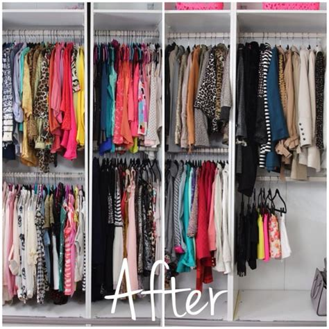 clothing organization closet organization clothes pinterest