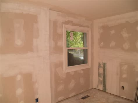 how to drywall a room gge s home diy tips for morons geeky engineer