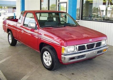 nissan truck 90s nissan pickup trucks 1996 nissan pickup xe for sale in