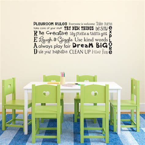 wall stickers for playroom playroom wall decals wall decal make a playroom with our original playroom with