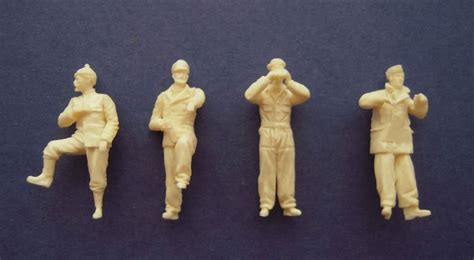 u boat figures u boat crew set 1 4 figures warriors 72006