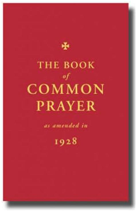 the common books book of common prayer as propsed in 1928 free delivery