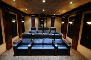 comfortable home theater seating home electronics blog