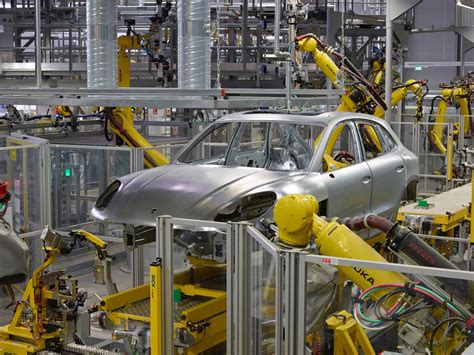 Porsche Production by Produktion Porsche Leipzig Gmbh