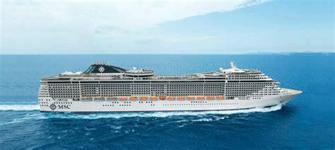 MSC Preziosa   Orange Cruises