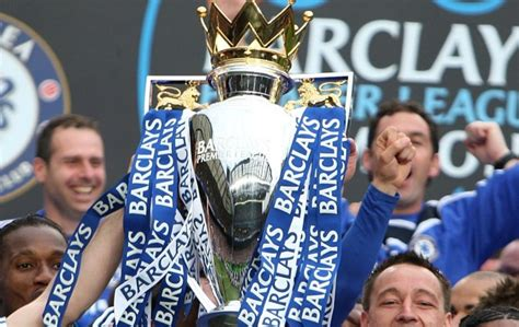 chelsea quiz quiz which chelsea player is holding the premier league