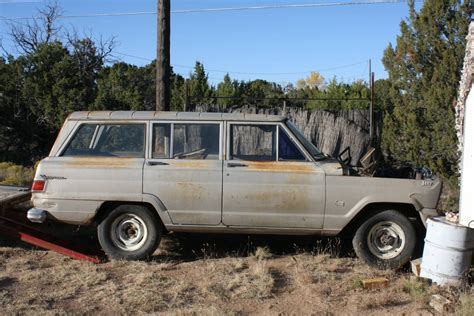 kaiser jeep wagoneer 1965 kaiser jeep wagoneer w v8 vigilante th400 for sale