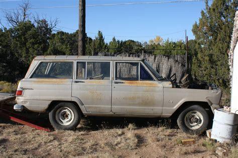 jeep kaiser wagoneer 1965 kaiser jeep wagoneer w v8 vigilante th400 for sale