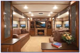 fifth wheel living room in front front living room fifth wheel rv page best home