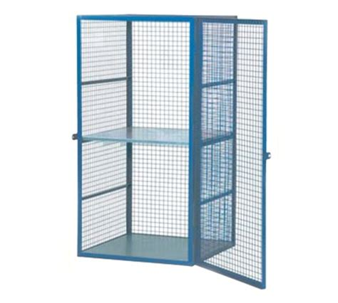 mesh cabinet richardsons shelving racking storage
