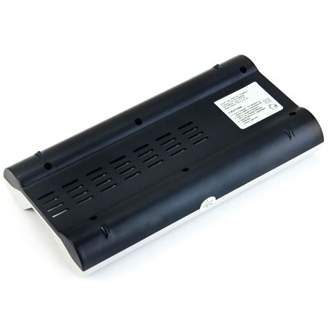 Battery Charger 8 Slot For Aa Aaa Nicd Nimh C808w battery charger 8 slot for aa aaa nicd nimh c808w white jakartanotebook