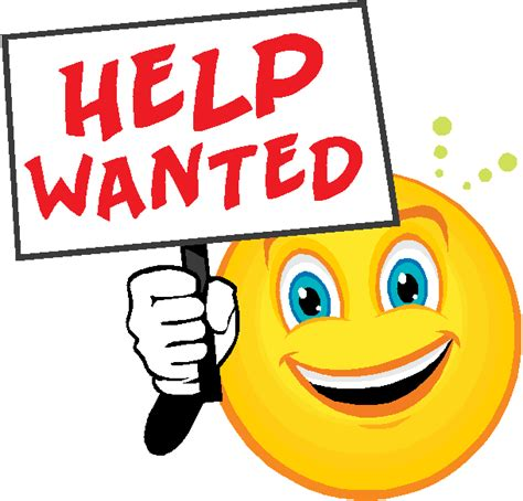 help clipart help wanted clipart