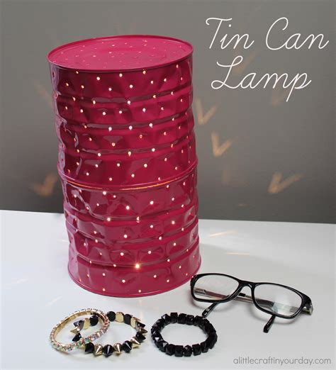 can crafts tin can l a craft in your day