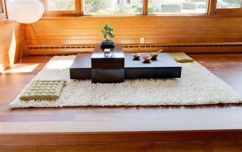 modern designs revolving  japanese dining tables