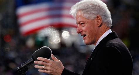 Bill Clinton Is Busy To Be President Of Harvard by Clinton Splits With Obama On Syria Politico