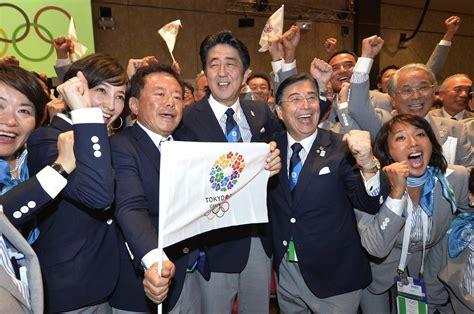 japan bid tokyo wins bid to host 2020 olympics the japan times