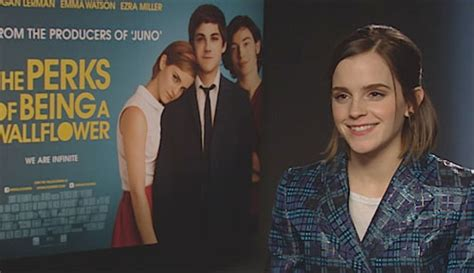 film emma watson the perks of being a wallflower emma watson the perks of being a wallflower heyuguys