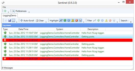 layout nlog centralized logging and diagnostics with elmah and nlog