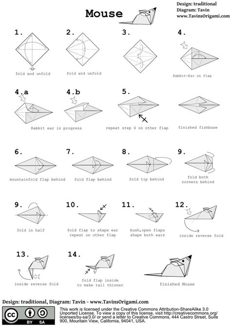 Origami Hummingbird Step By Step - how to make origami hummingbird