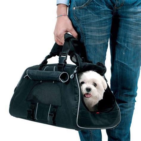pet jet setter dog treat bag petego pet carrier jet set forma black petsonline