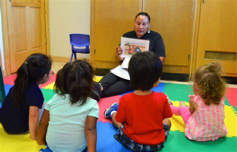 American Indian Community Development Corporation Detox Center by Early Childhood Language Immersion Develops Minds