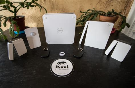scout security review 2018 sleek design with simple