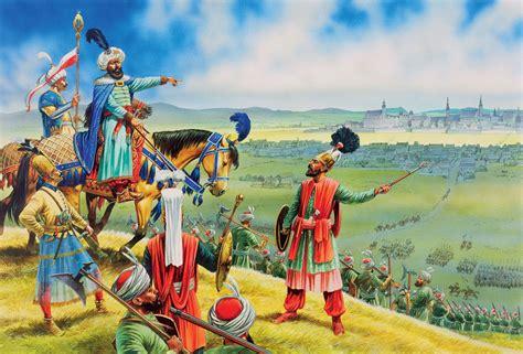 asedio otomano viena 14 de julio de 1683 las tropas turcas inician el asedio