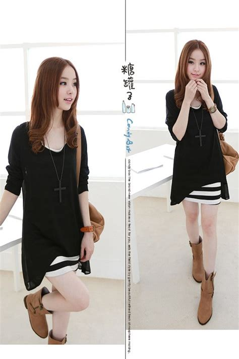 Dress Import dress import sifon 2pcs model terbaru jual murah import kerja