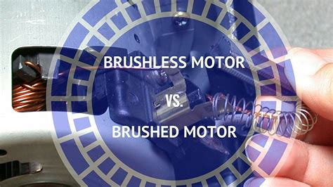 brushless vs brushed motor brushless vs brushed motor for tools overview
