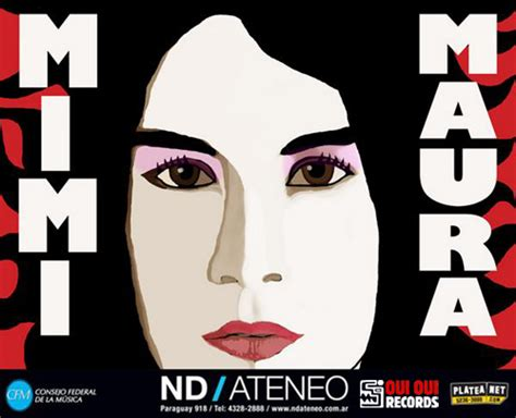 Nd Records Scatter Records Mimi Maura En Vivo En Nd Ateneo