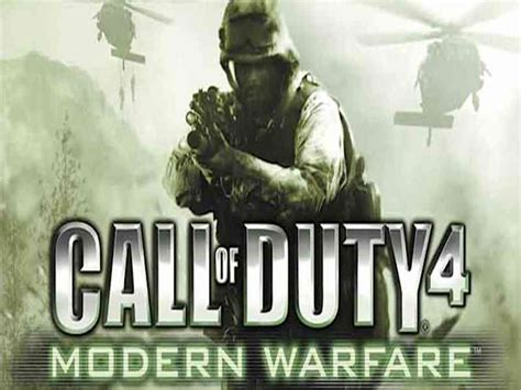 free download call of duty 4 full version game for pc call of duty 4 modern warfare download kickass with crack