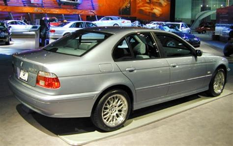 2002 bmw 5 series 2002 bmw 5 series information and photos zombiedrive