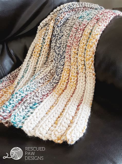 perfect pattern works chunky crochet blanket pattern free blanket crochet