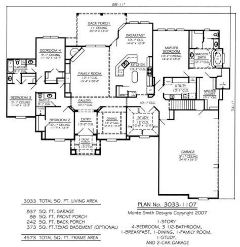 custom dream house floor plans 368 best house plans images on pinterest dallas custom